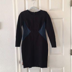 Ann Taylor jersey dress